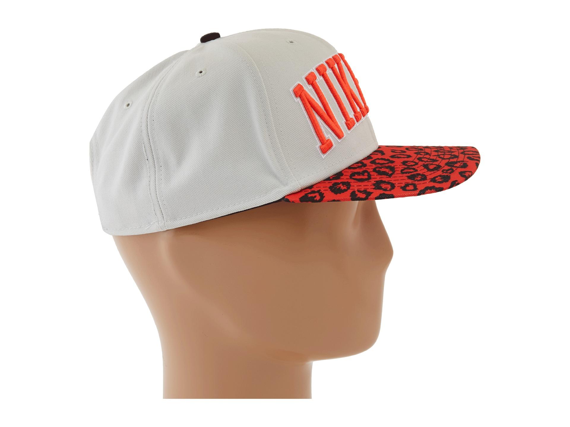 c9d73e9b681 Lyst - Nike Sb Leopard Snapback Hat in Gray for Men