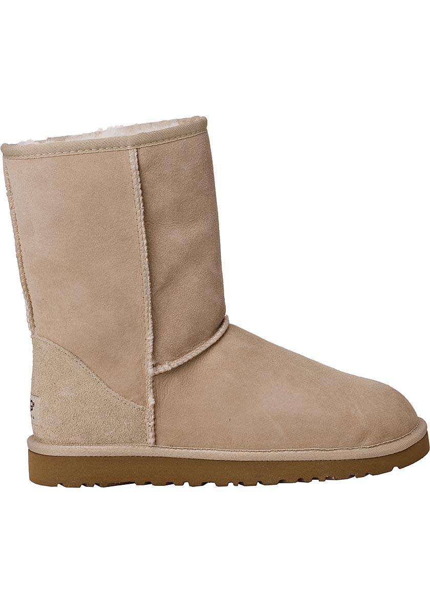 ugg classic short boots sand