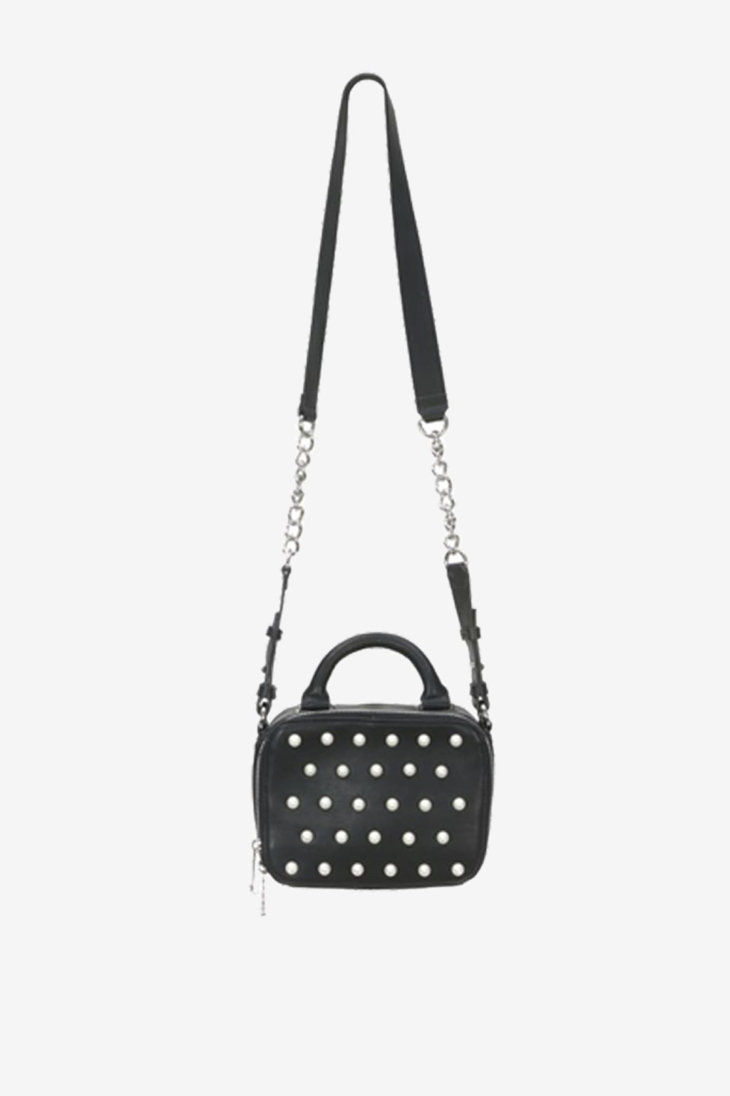 connection vinny crossbody bag in black lyst