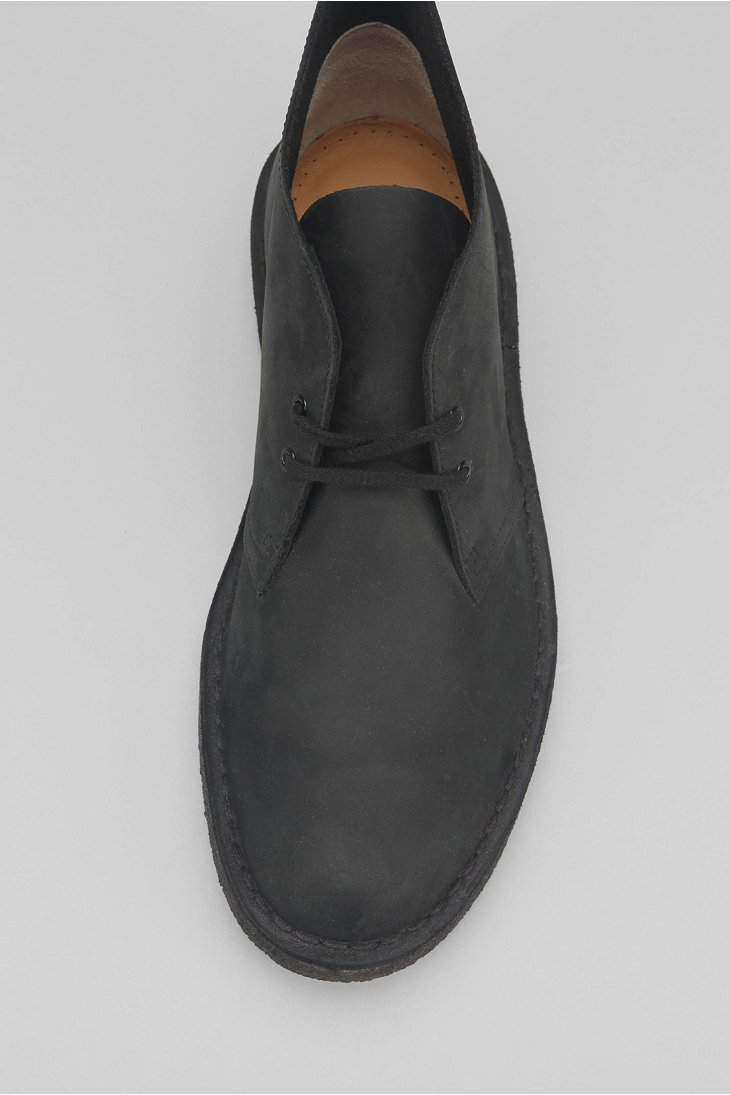 1a4c698b05f0 Lyst - Clarks X Uo Beeswax Desert Boot in Black for Men