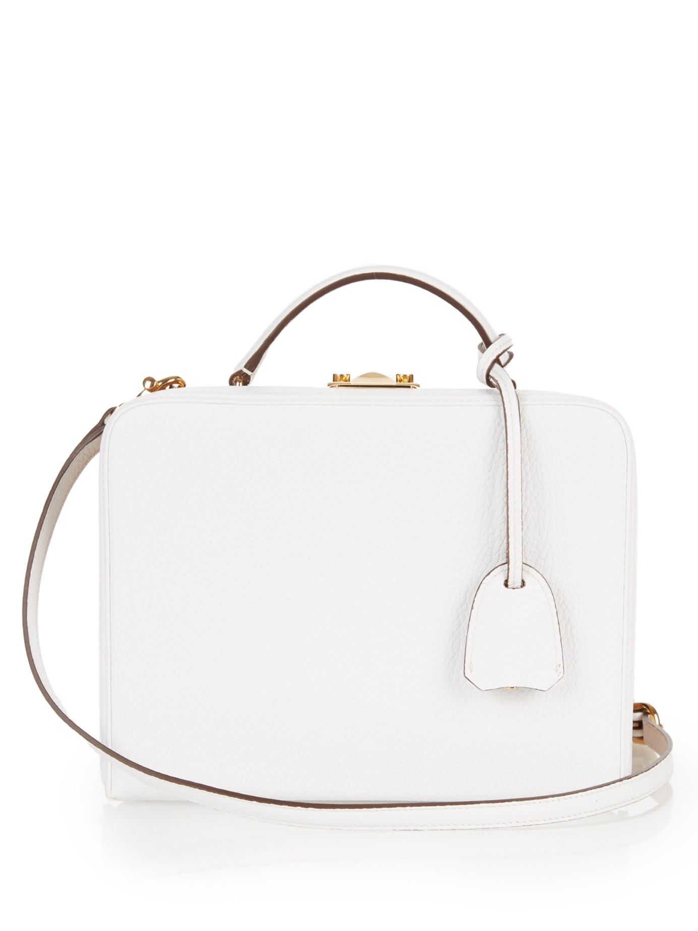 fb43d2f799d4 Gallery. Previously sold at  MATCHESFASHION.COM · Women s Box Bags Women s  Cross Body Bags Women s Mark Cross Grace ...