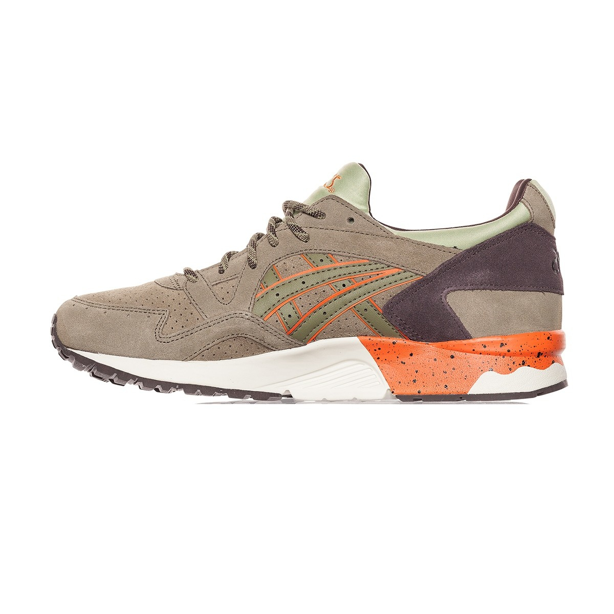 separation shoes a44f4 19900 Asics Gel Lyte V Sneakers in Gray for Men - Lyst