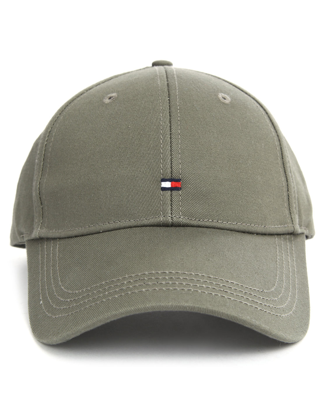 tommy hilfiger khaki classic cap in natural for men khaki. Black Bedroom Furniture Sets. Home Design Ideas