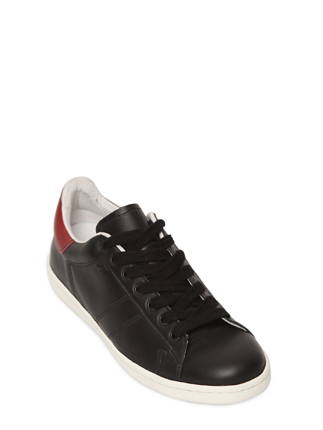 isabel marant bart sneakers in black lyst. Black Bedroom Furniture Sets. Home Design Ideas