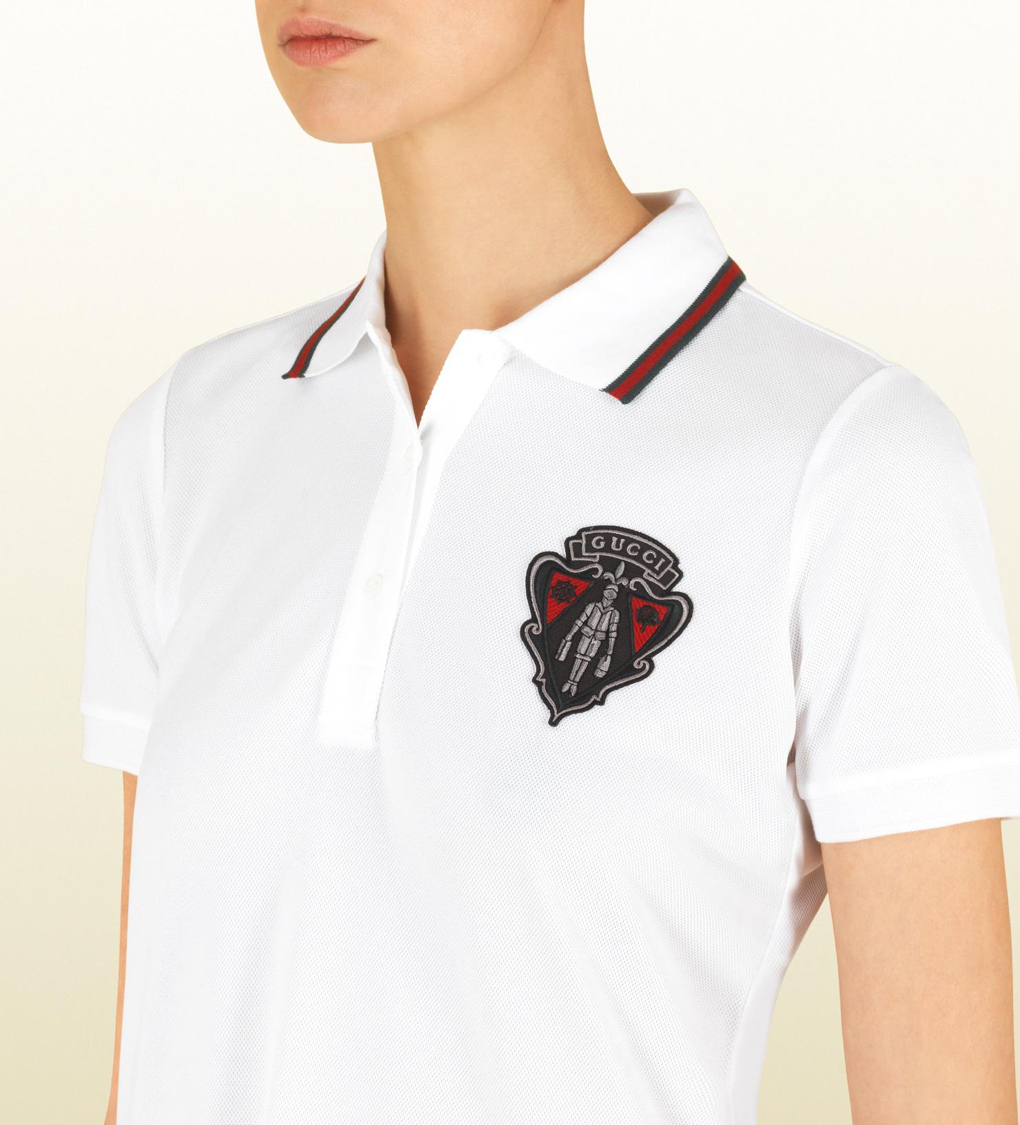 Gucci Polo T Shirt Womens f4dc1e9a6b