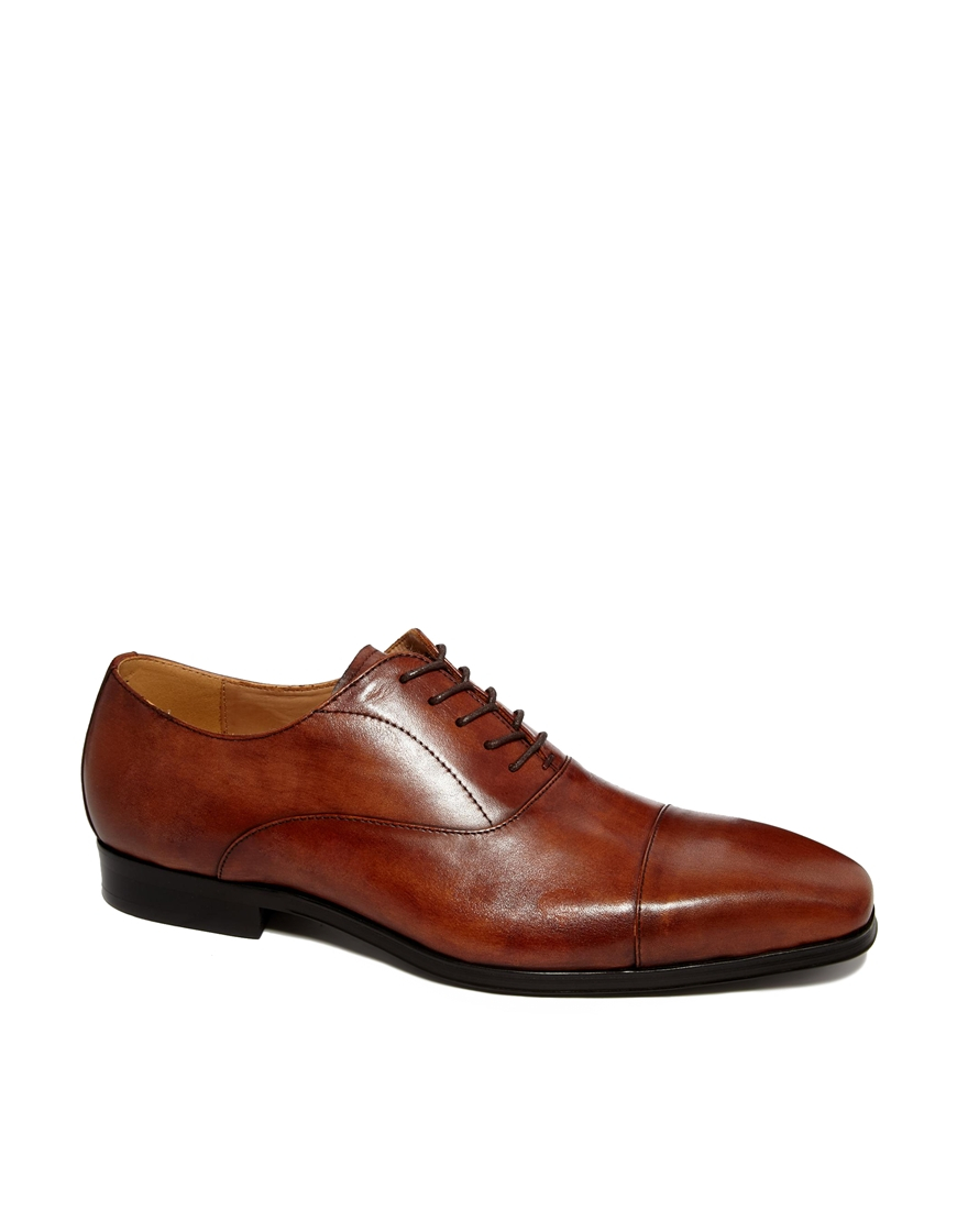 Brown Oxford Shoes Aldo
