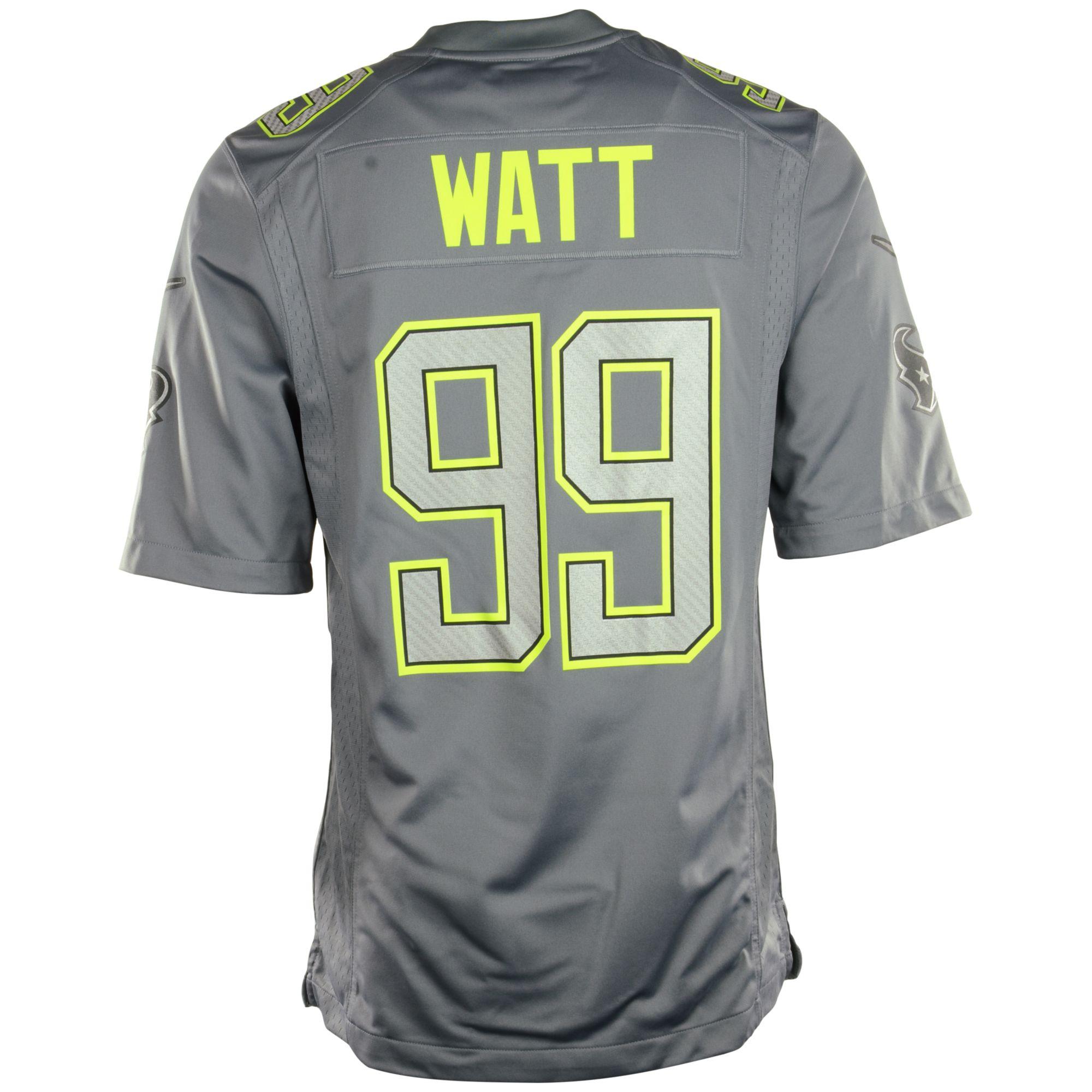 Jj Watt Houston Texans Pro Bowl Jersey