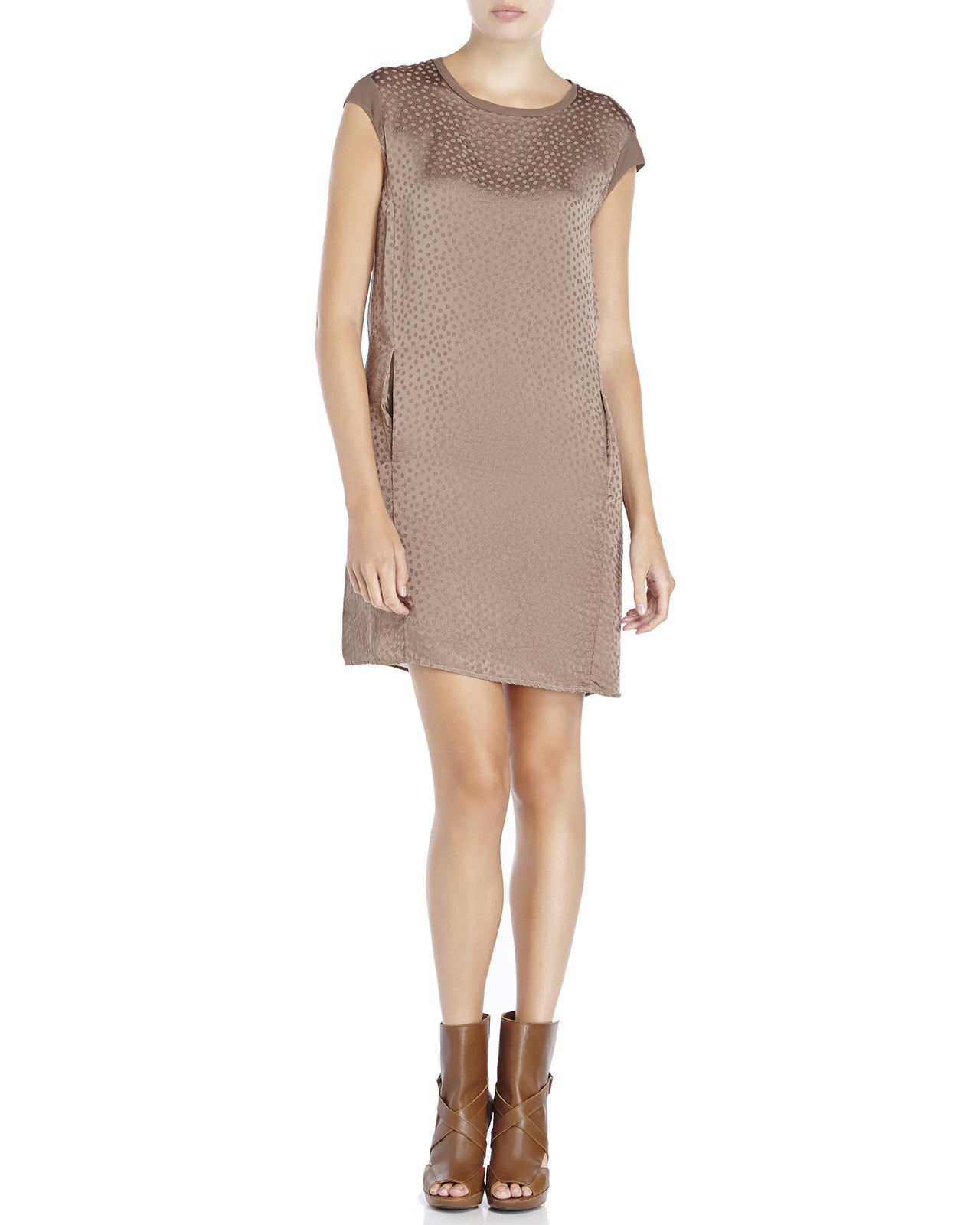 DRESSES - Knee-length dresses Transit Par-Such Supply Cheap Price fuTsV