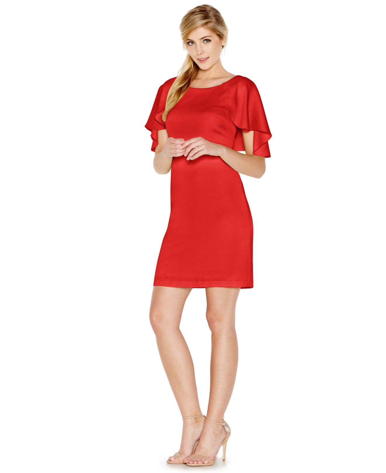 Jessica Simpson Red Dresses