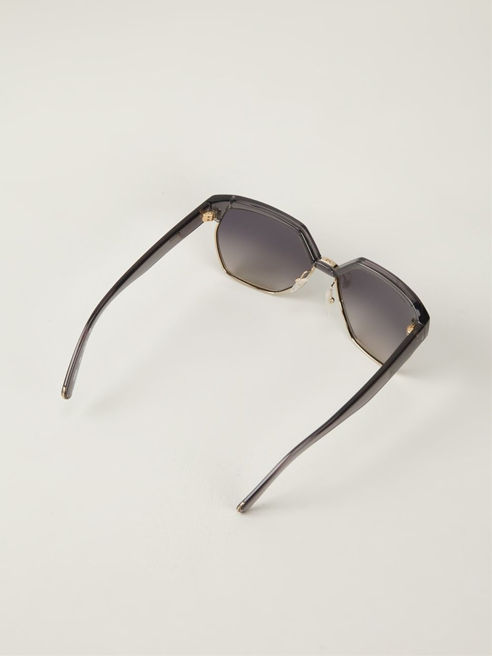 Chloé 'dafne' Sunglasses in Grey (Grey)