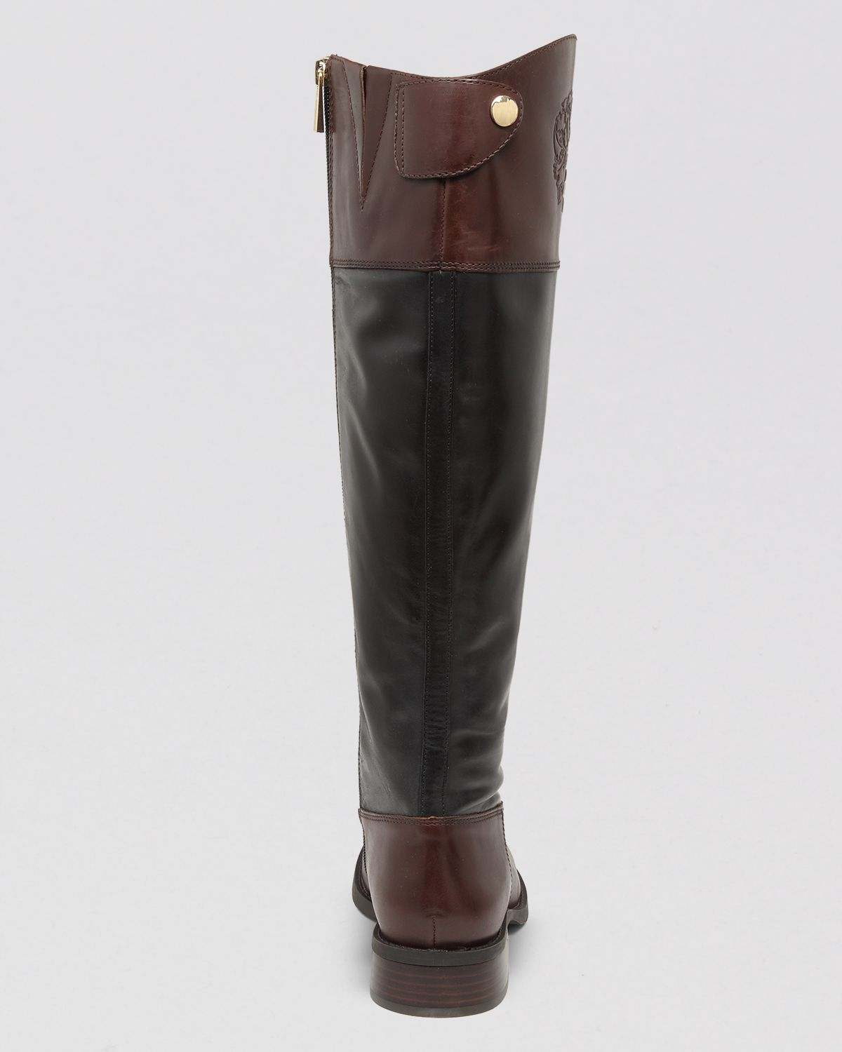 Vince Camuto Riding Boots - Fabina in Black