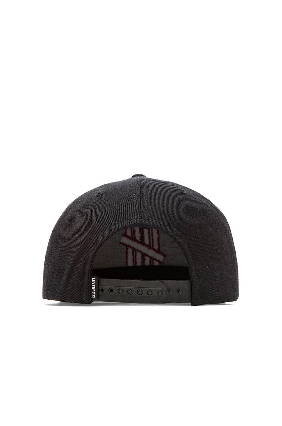 31ca8fe9d3f Lyst - Undefeated 5 Strike Snapback in Black for Men