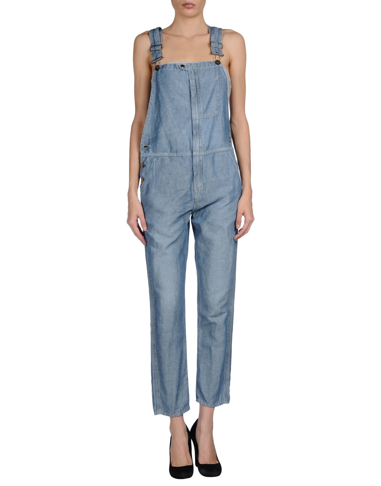 DUNGAREES - Short dungarees Truenyc Clearance Recommend xrhgyS
