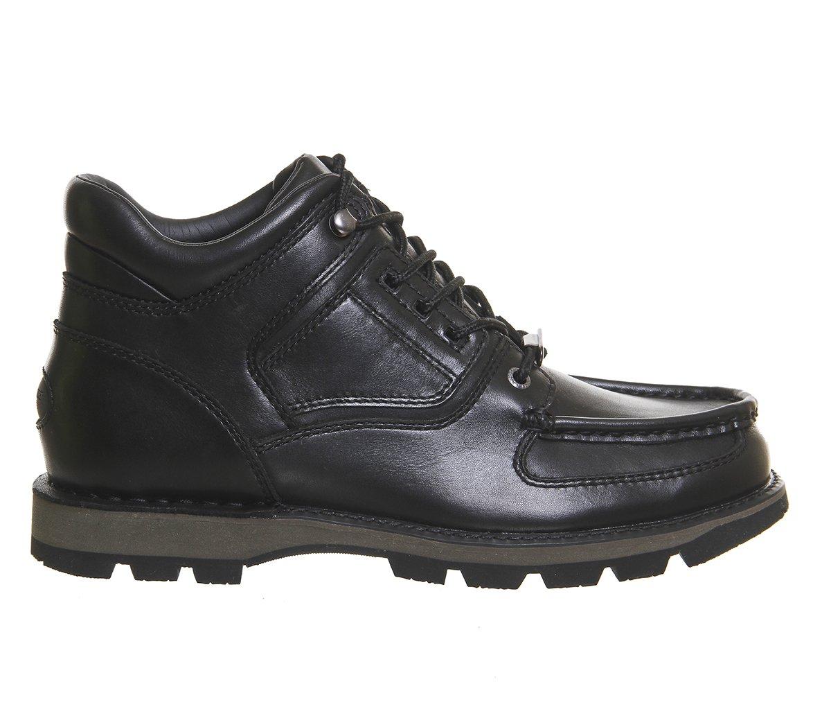 Rockport Umbwe Boots in Black for Men