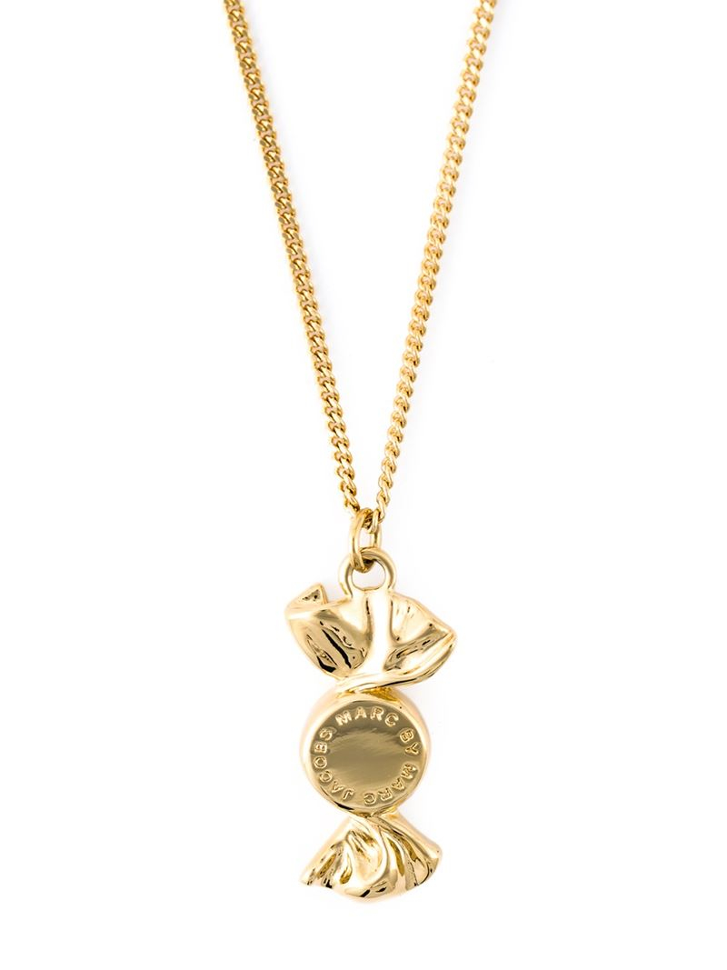 Marc By Marc Jacobs Lost And Found Candy Pendant