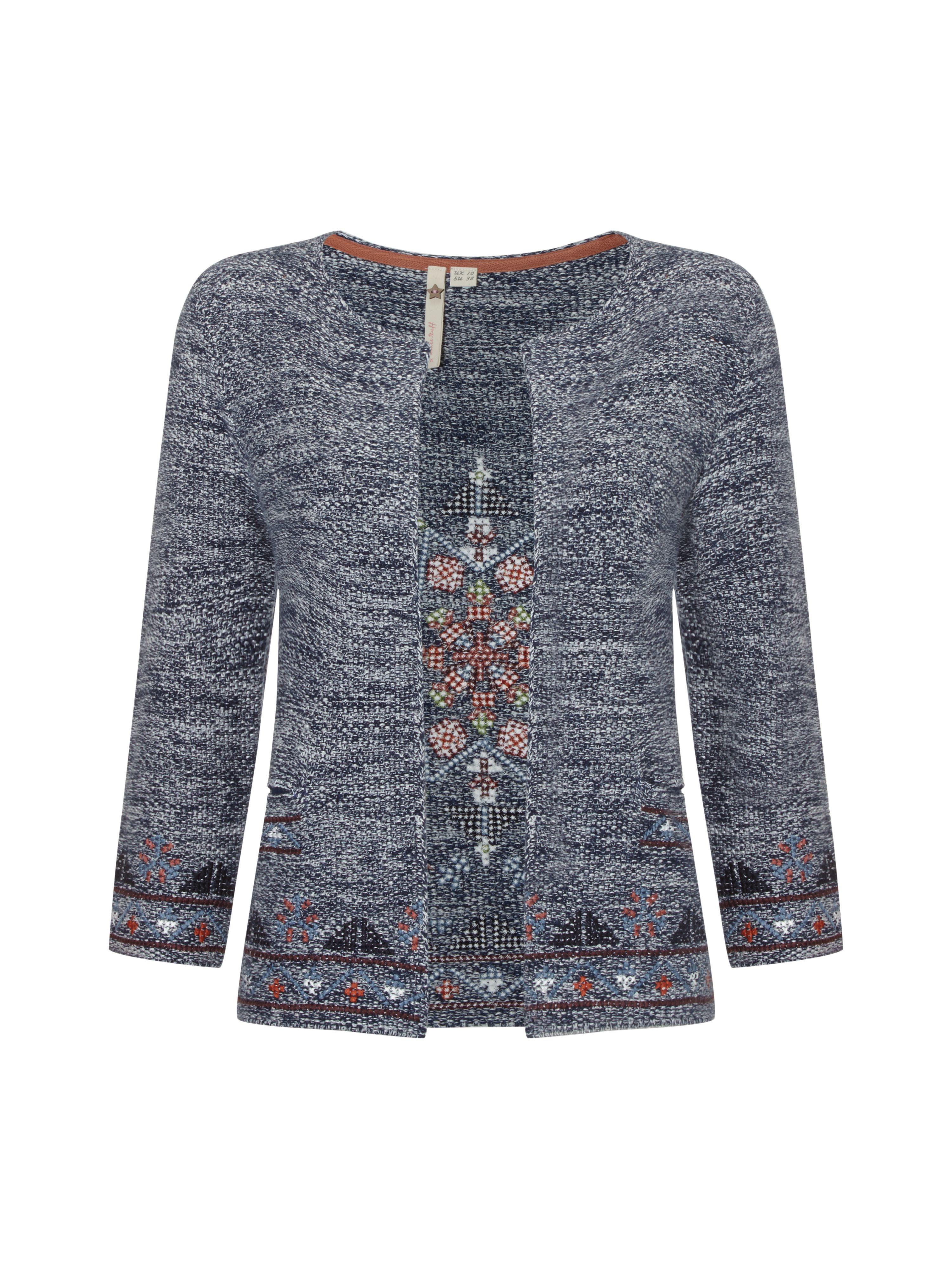 Lyst - White Stuff Lana Knit Jacket in Blue