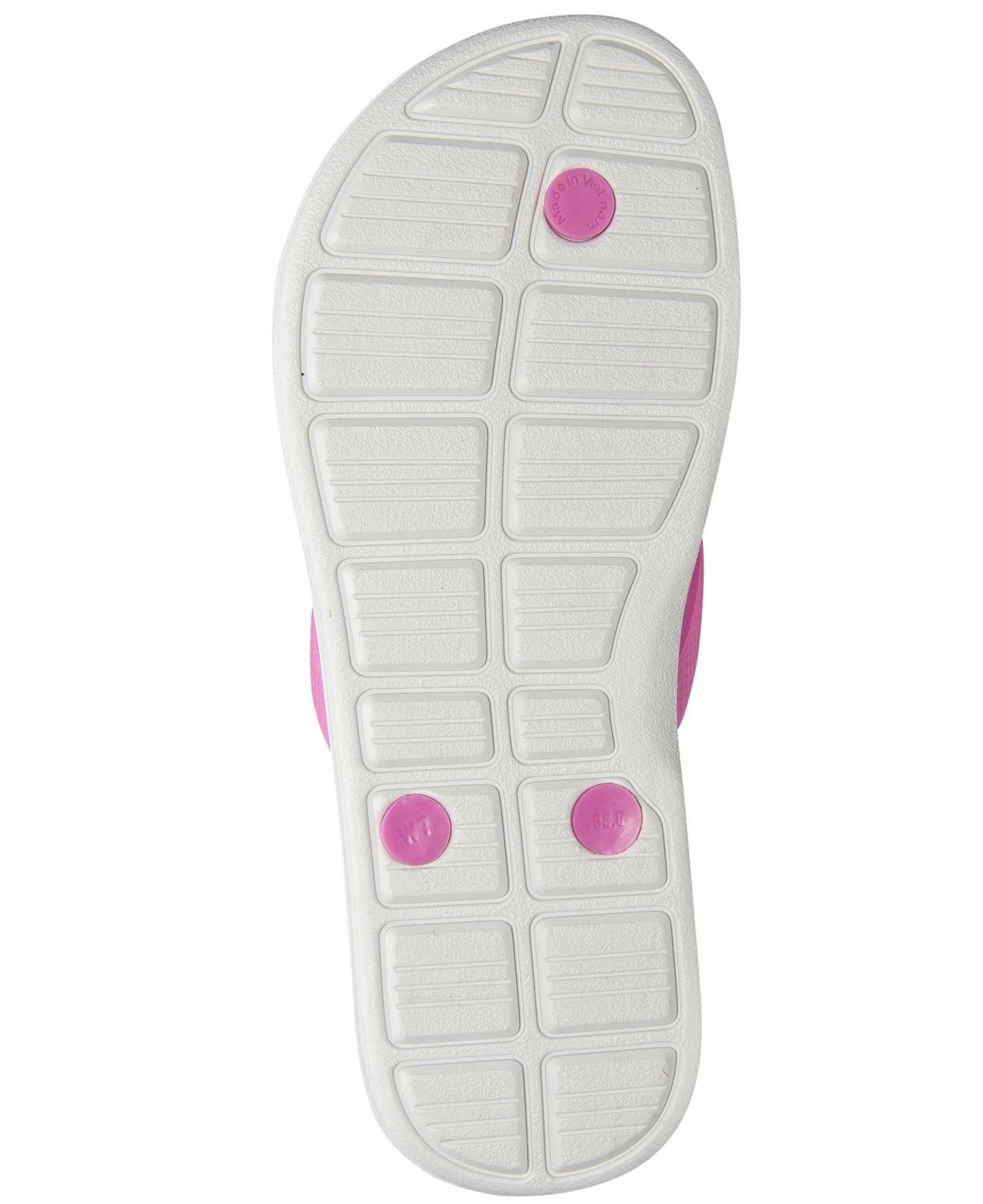 9fc73290da3d84 Lyst - Nike Women s Solarsoft Ii Thong Sandals From Finish Line in Pink