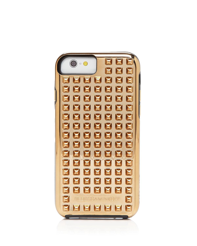 new arrival 0828f d9100 Rebecca Minkoff Metallic Iphone 6 Case - X Case-mate Studded Tough
