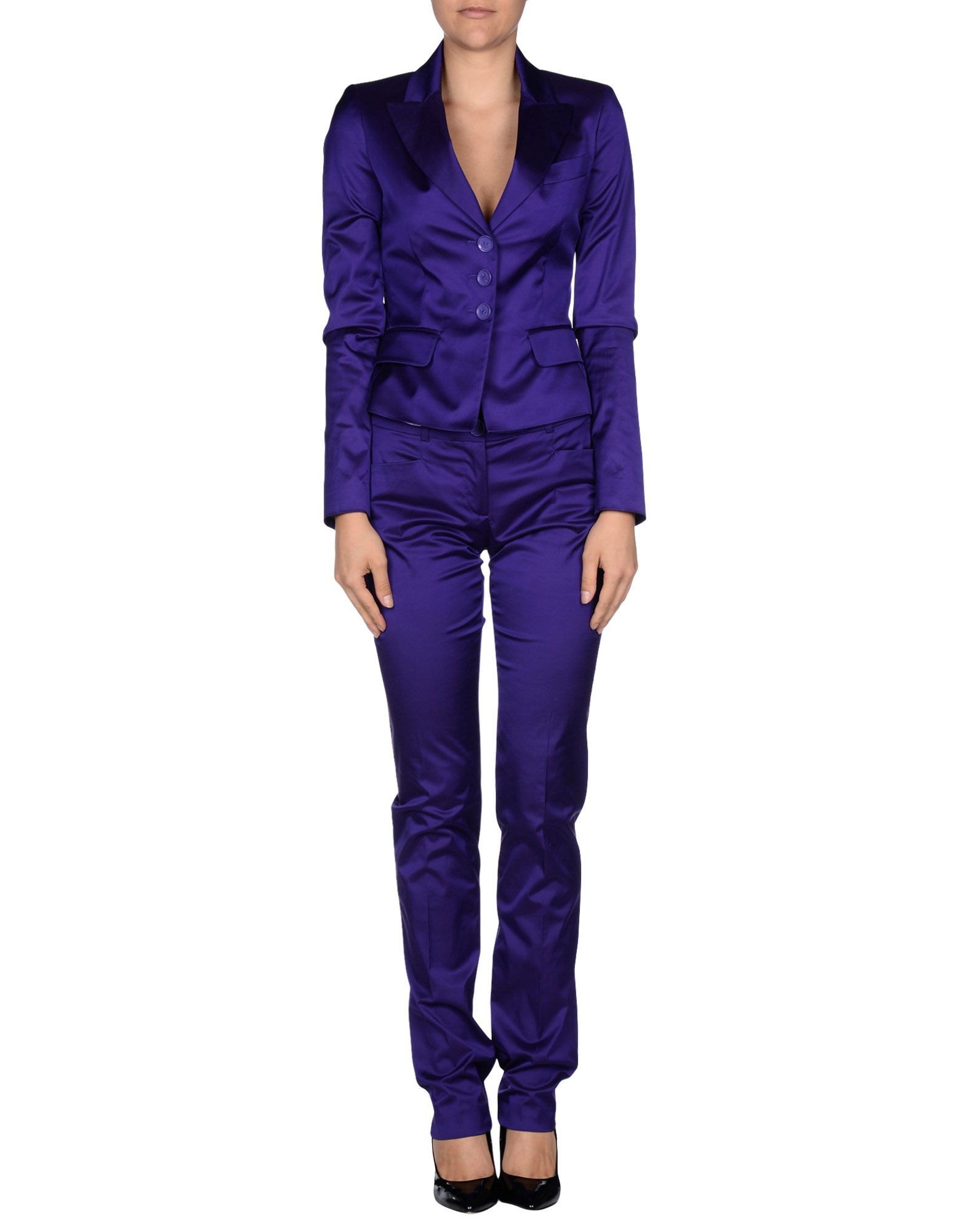 pinko womens suit in purple lyst