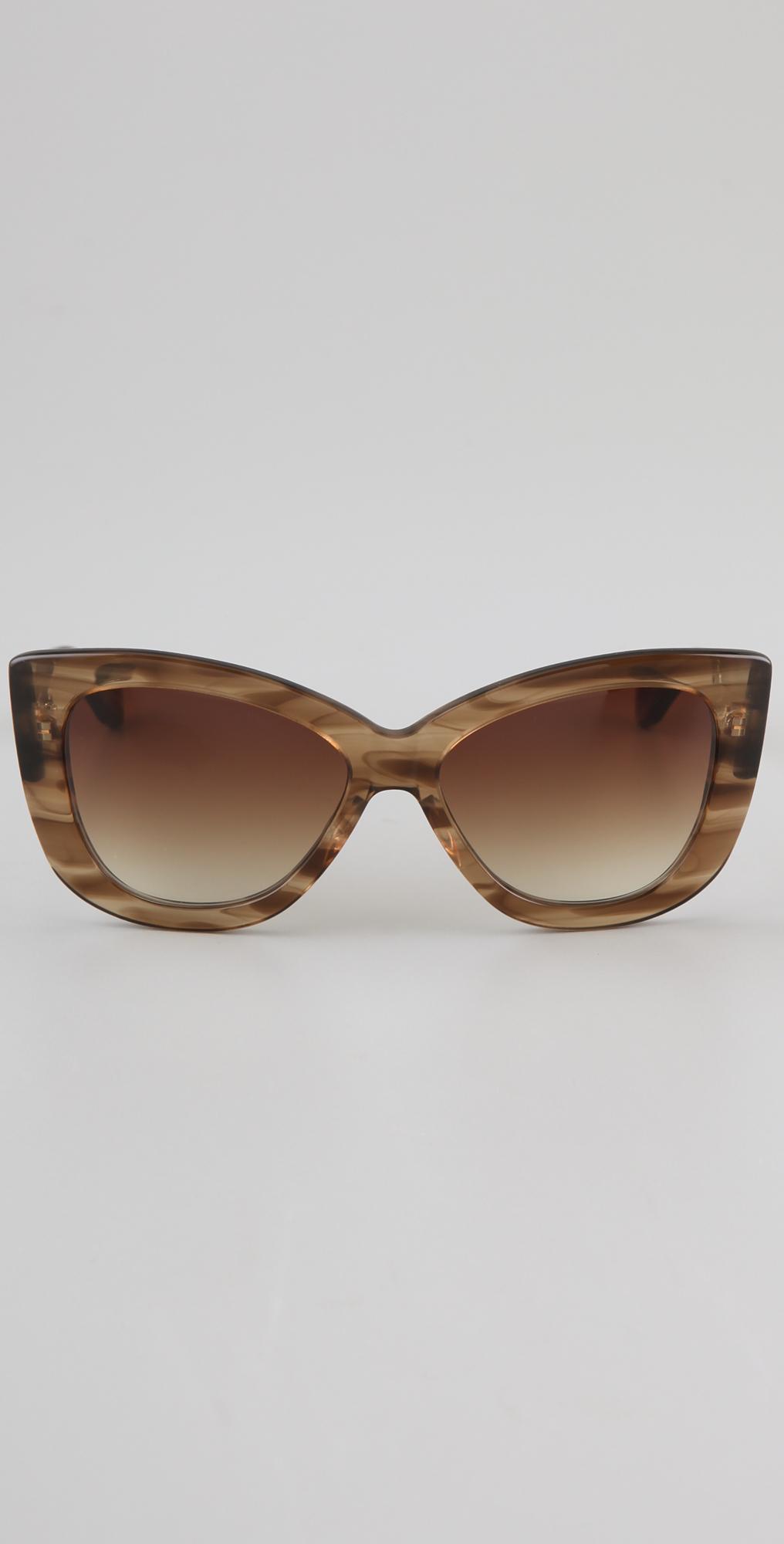 cbca721e324 Lyst - DITA Vesoul Sunglasses in Brown