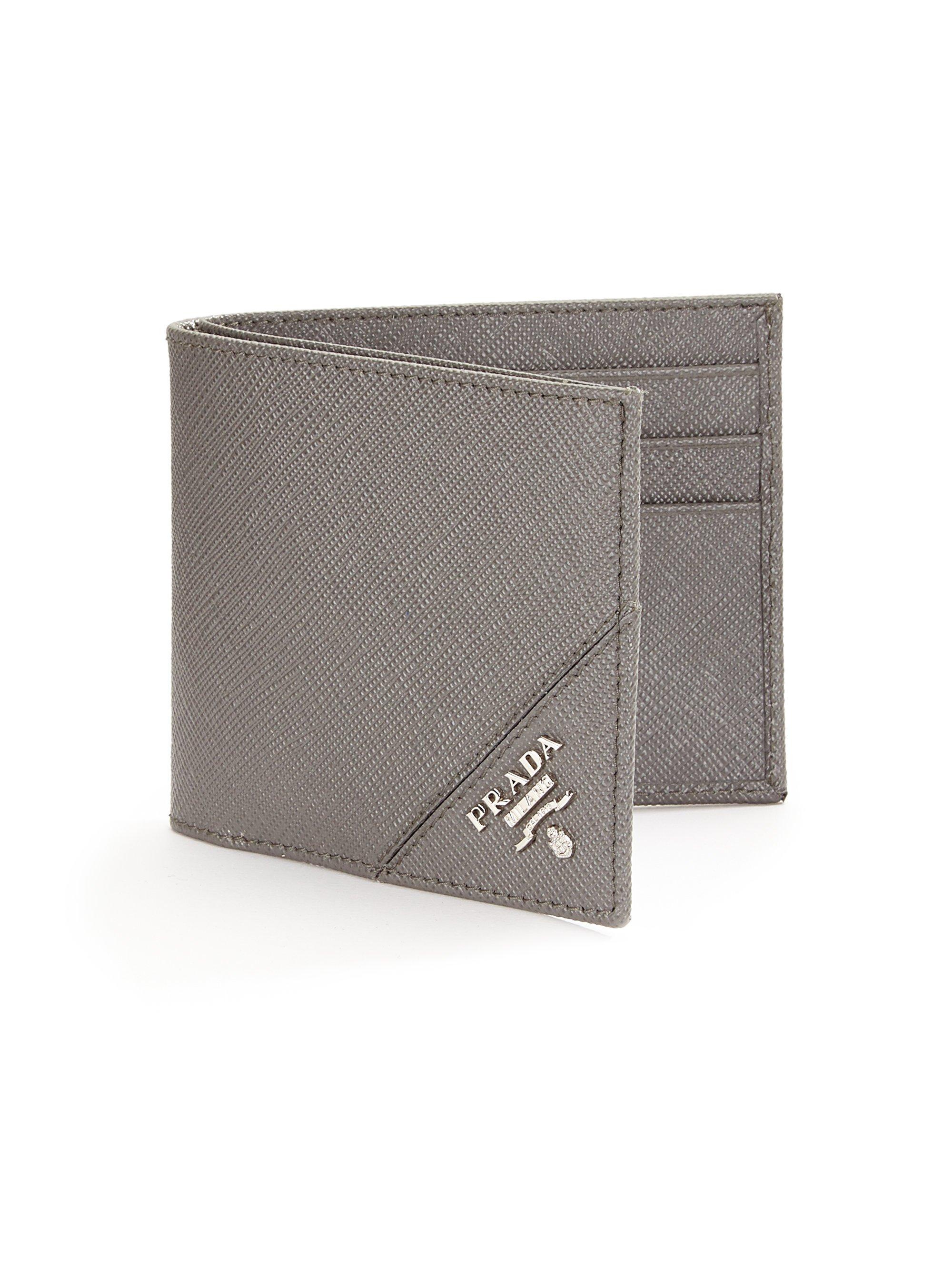 prada multicolor wallet