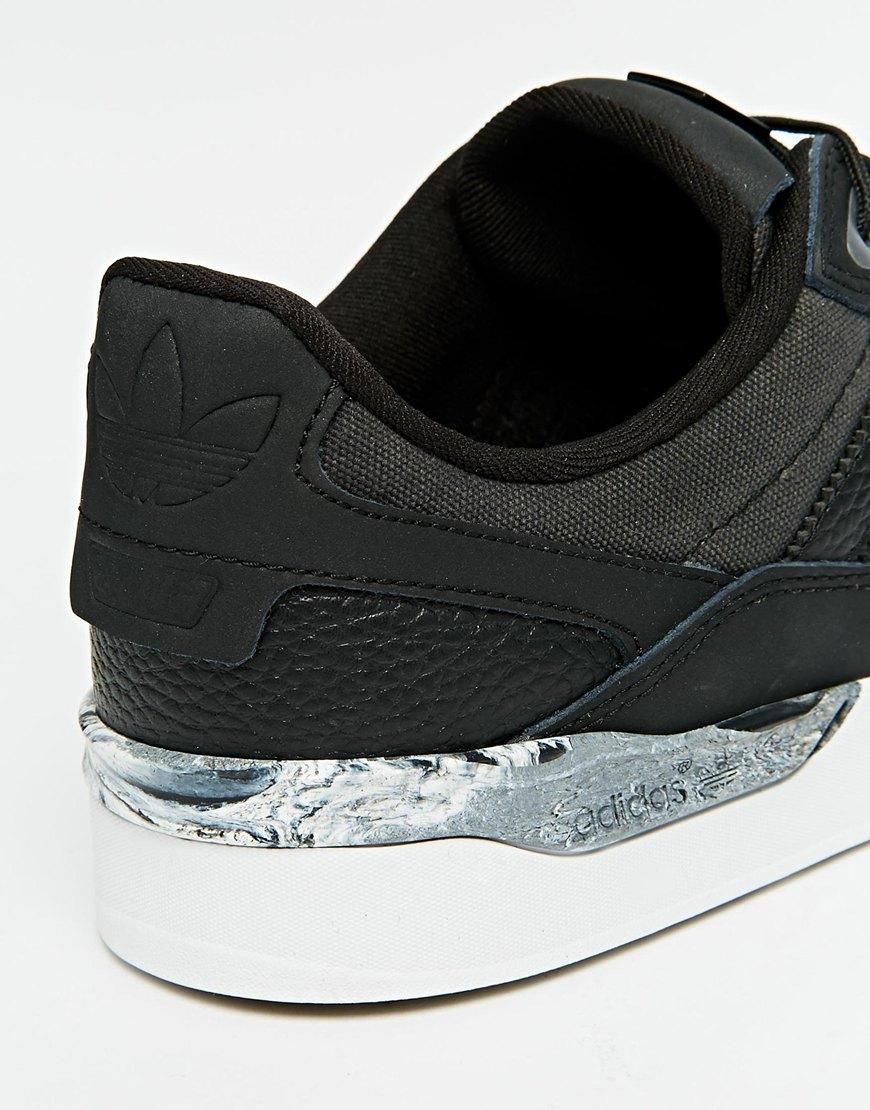 4d9a2db47 ... italy lyst adidas originals zx vulc classified trainers d68628 in black  f99c0 a93f9 usa men ...