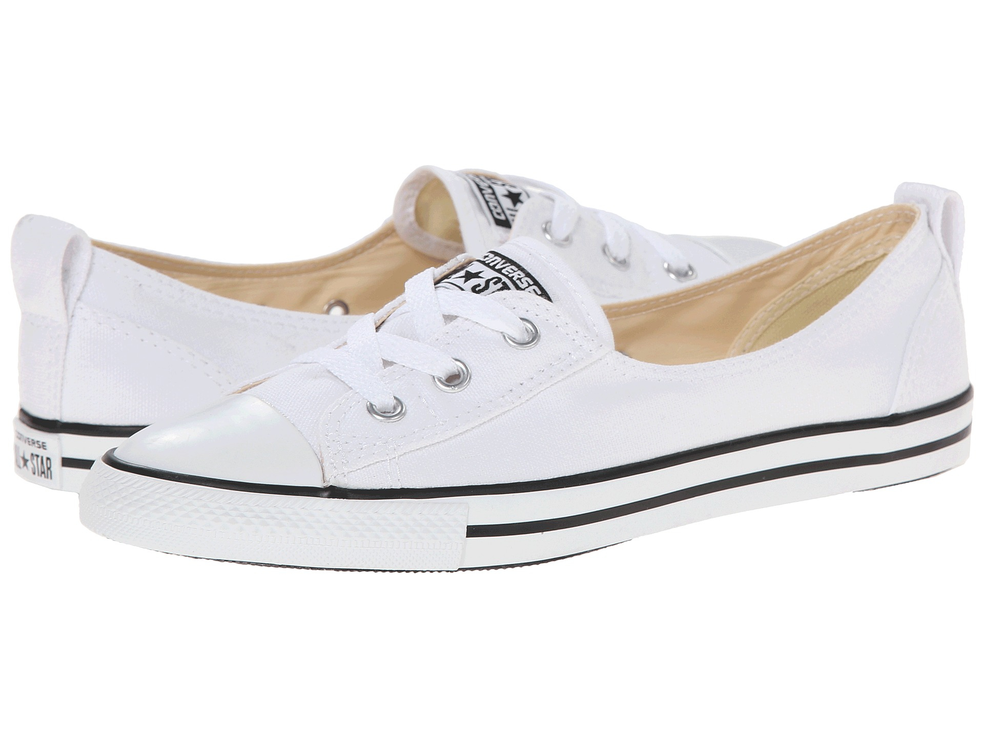 6ecd18673b358d Gallery. Previously sold at  Zappos · Women s Converse Chuck Taylor ...