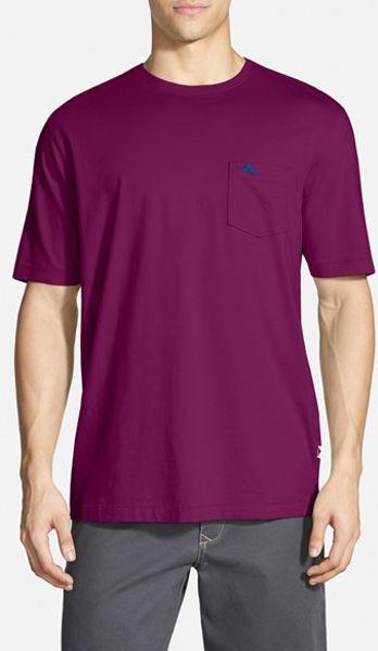 Tommy Bahama 39 New Bali Sky 39 Pima Cotton Pocket T Shirt In