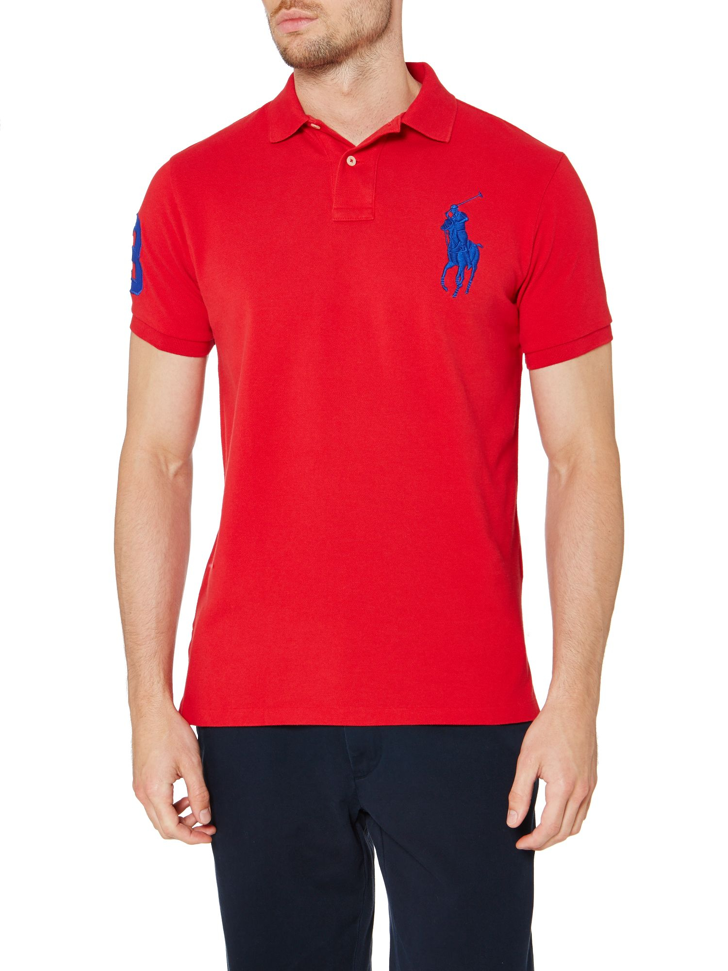 Find great deals on eBay for red polo t shirt. Shop with confidence.
