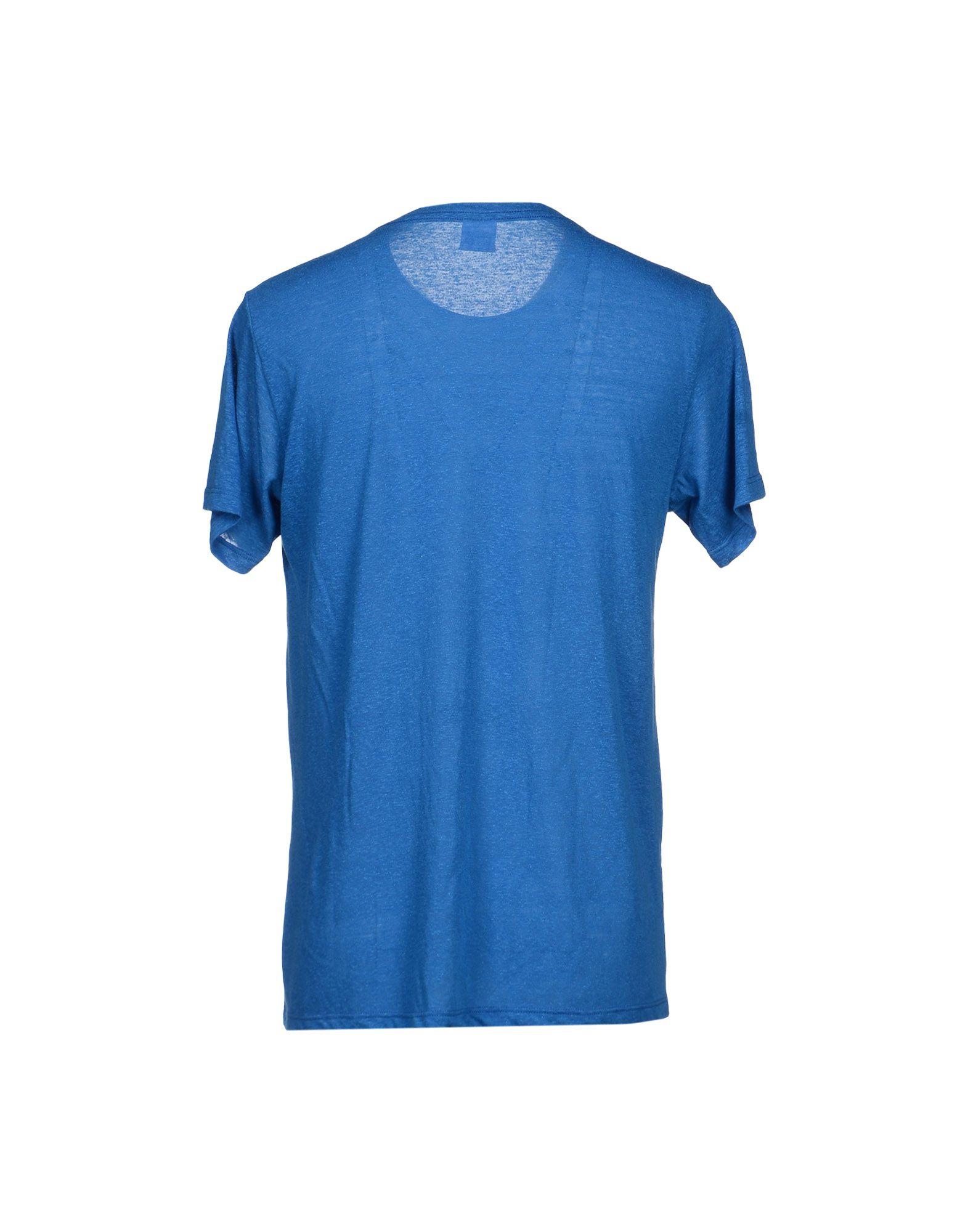 obey t shirt in blue for men lyst. Black Bedroom Furniture Sets. Home Design Ideas