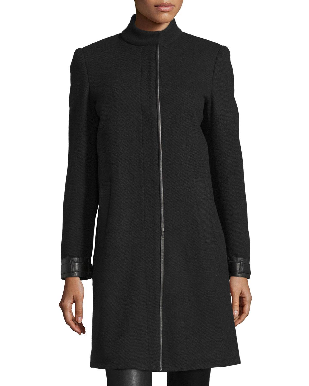 Vince Leather Jacket
