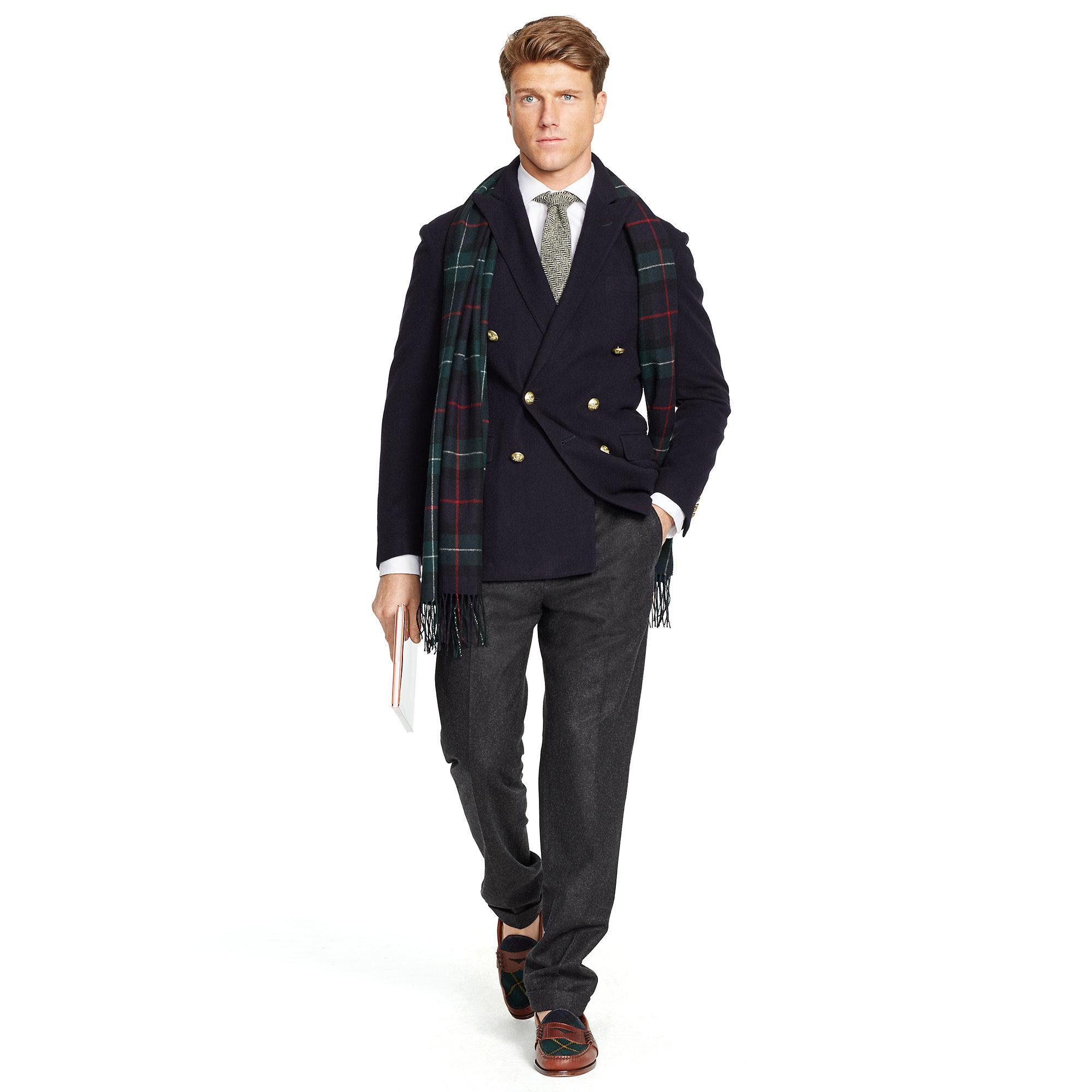 b024afb8e35 Lyst - Polo Ralph Lauren Morgan Cashmere Db Sport Coat in Blue for Men