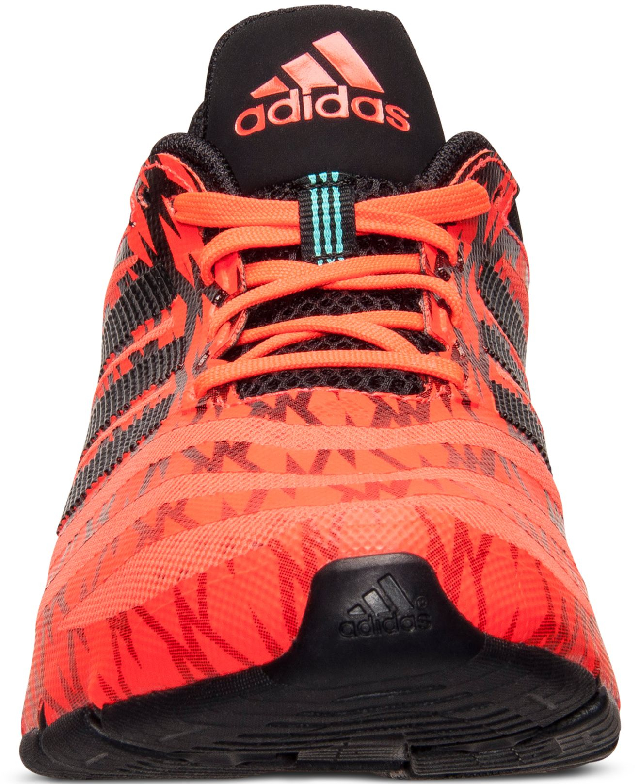 premium selection e6f74 7a90b Adidas Red Men's Springblade Ignite Running Sneakers From Finish Line for  men