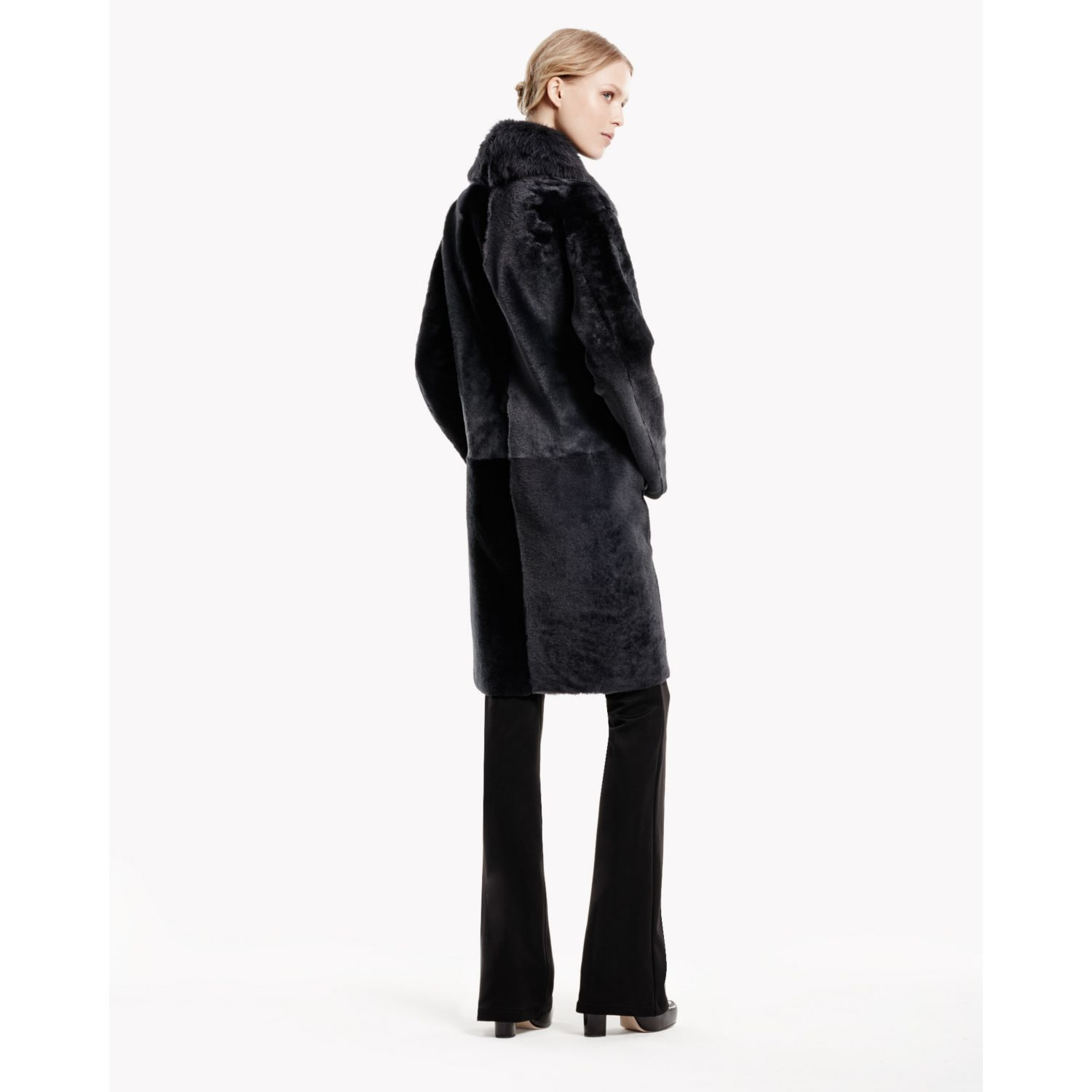 Theory Jathan Coat In Hollice S Ivory in addition Fur Coats 17 in addition Adam Lippes Leathertrimmed Shearling Coat Green as well Nicholas Knitted Rabbit Fur Jacket For Women together with Id V 78928. on oscar de la renta shearling coat