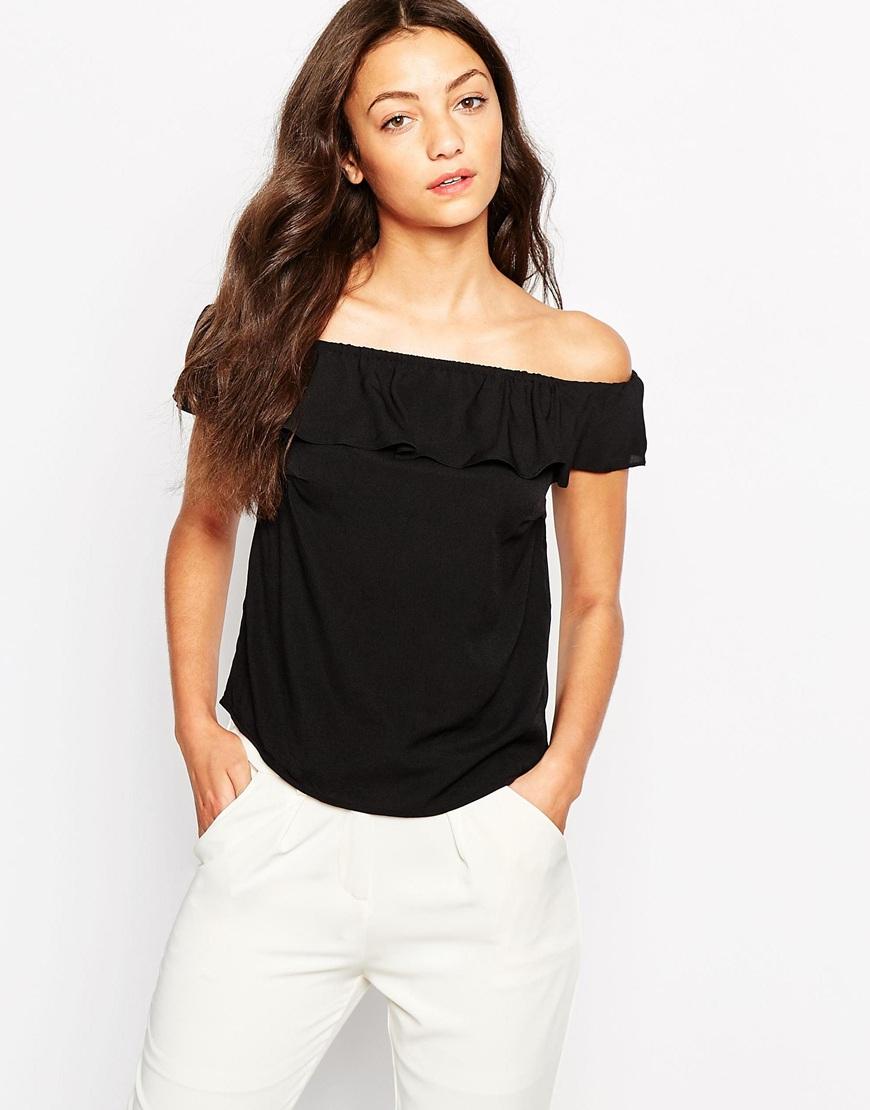 Gypsy Off-Shoulder Blouse