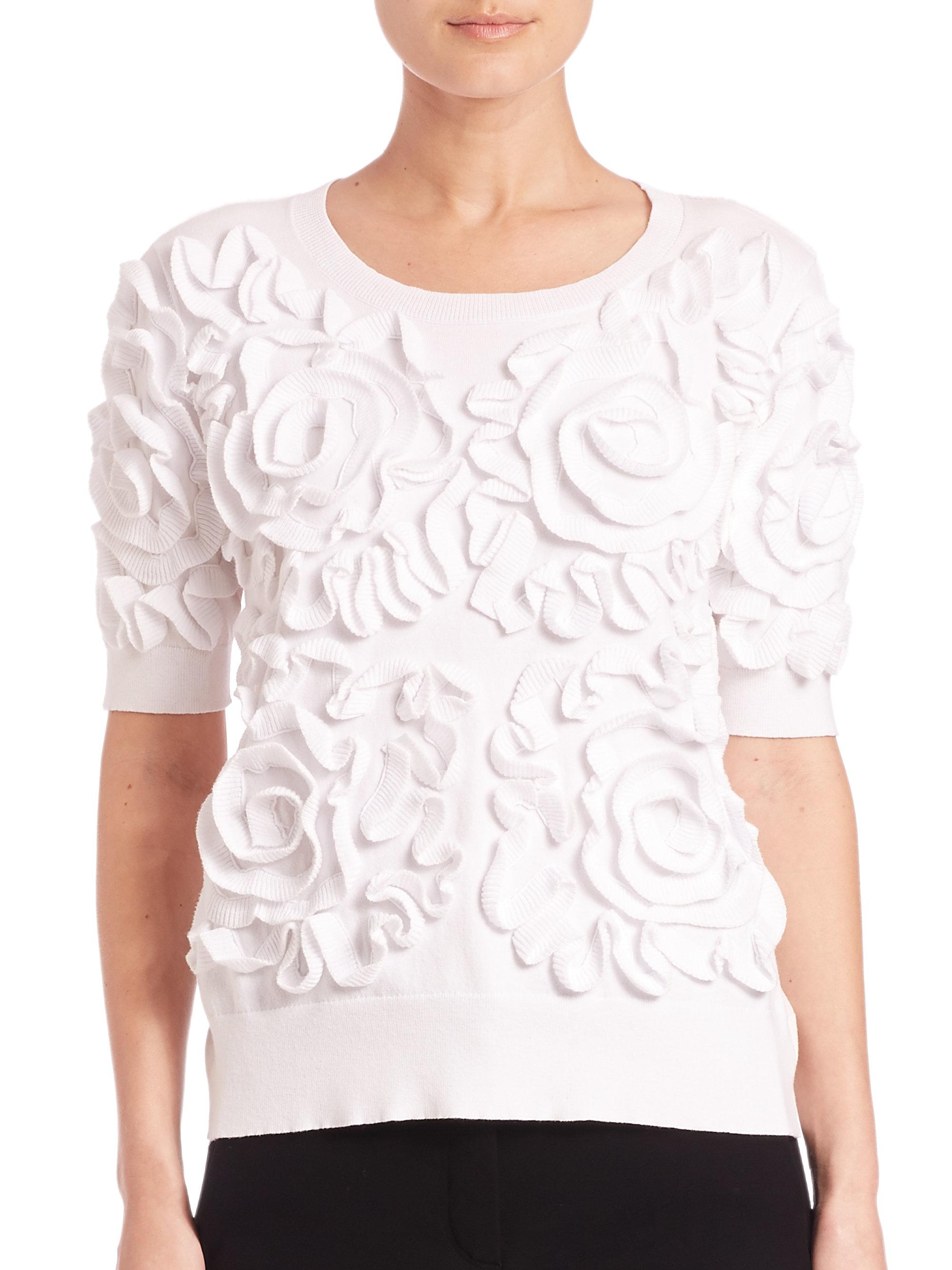 sonia-by-sonia-rykiel-white-floral-frill