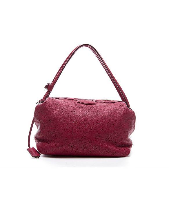 louis vuitton magenta pink galatea shoulder bag in pink lyst
