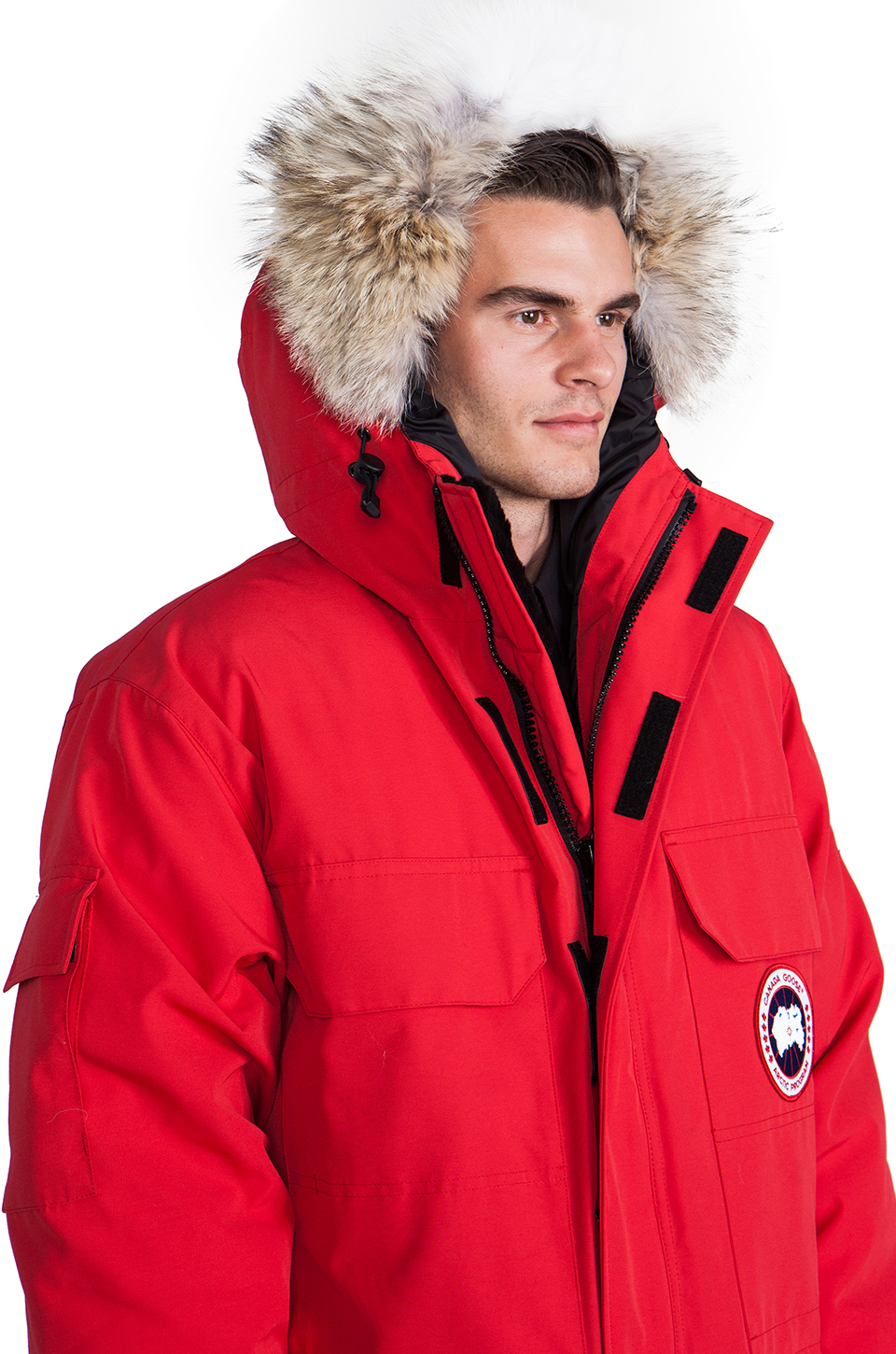Canada Goose' expedition parka jacket