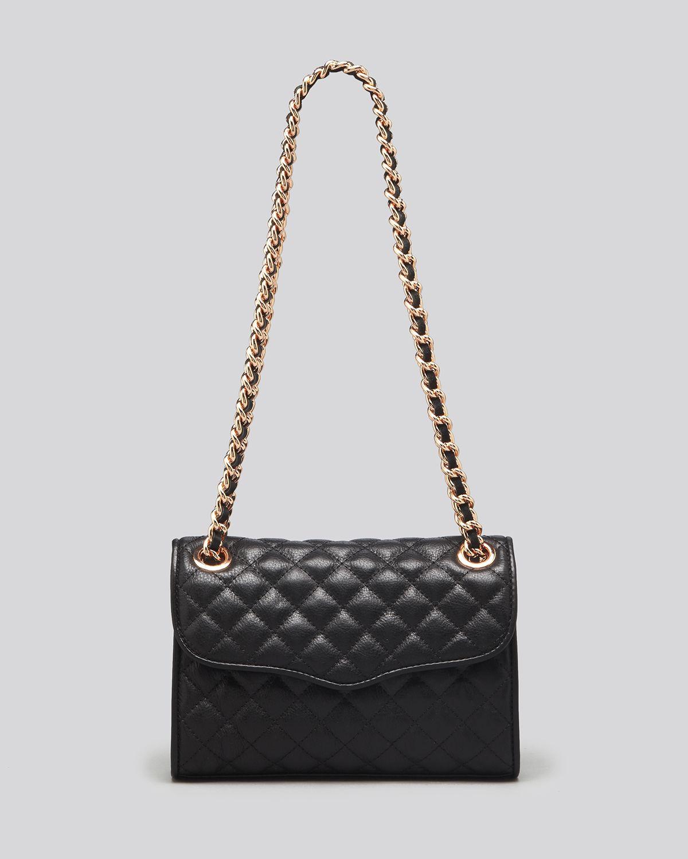 Lyst Rebecca Minkoff Shoulder Bag Quilted Mini Affair