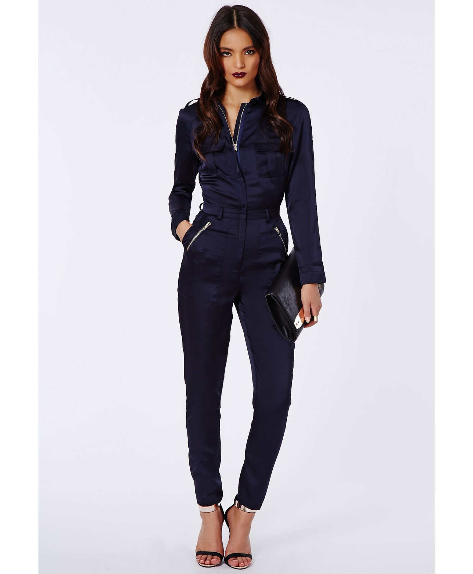 Long Sleeve. safari look belted #22 $ safari look beltless # $ classic poplin belted #93 $ classic poplin beltless # $ mini check belted #29 $ mini check beltless # $ sport stripe belted #85 3 2 or more Jumpsuits. Join Our Jumpsuit Lovers List.