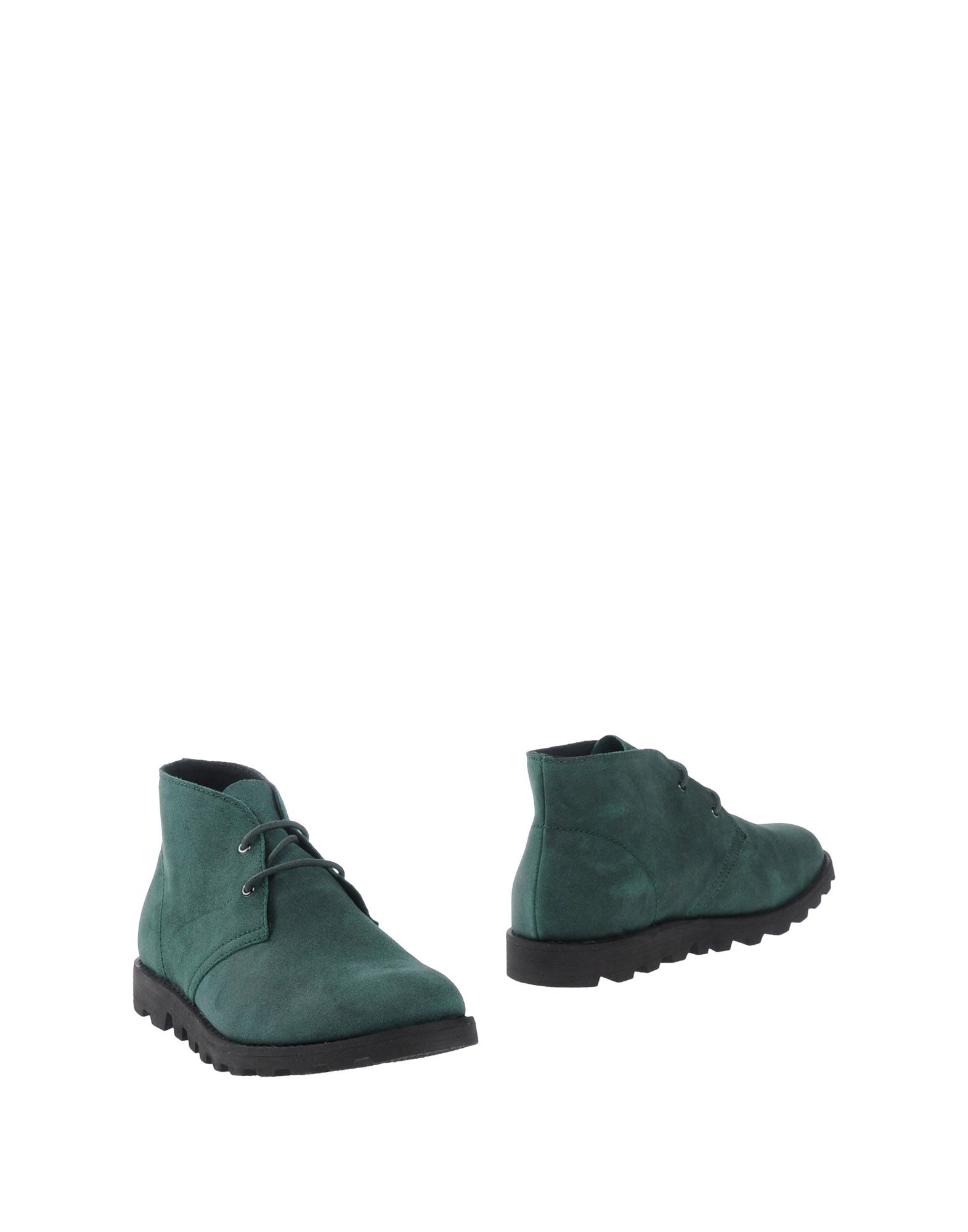 cheap monday ankle boots in green for save 65 lyst