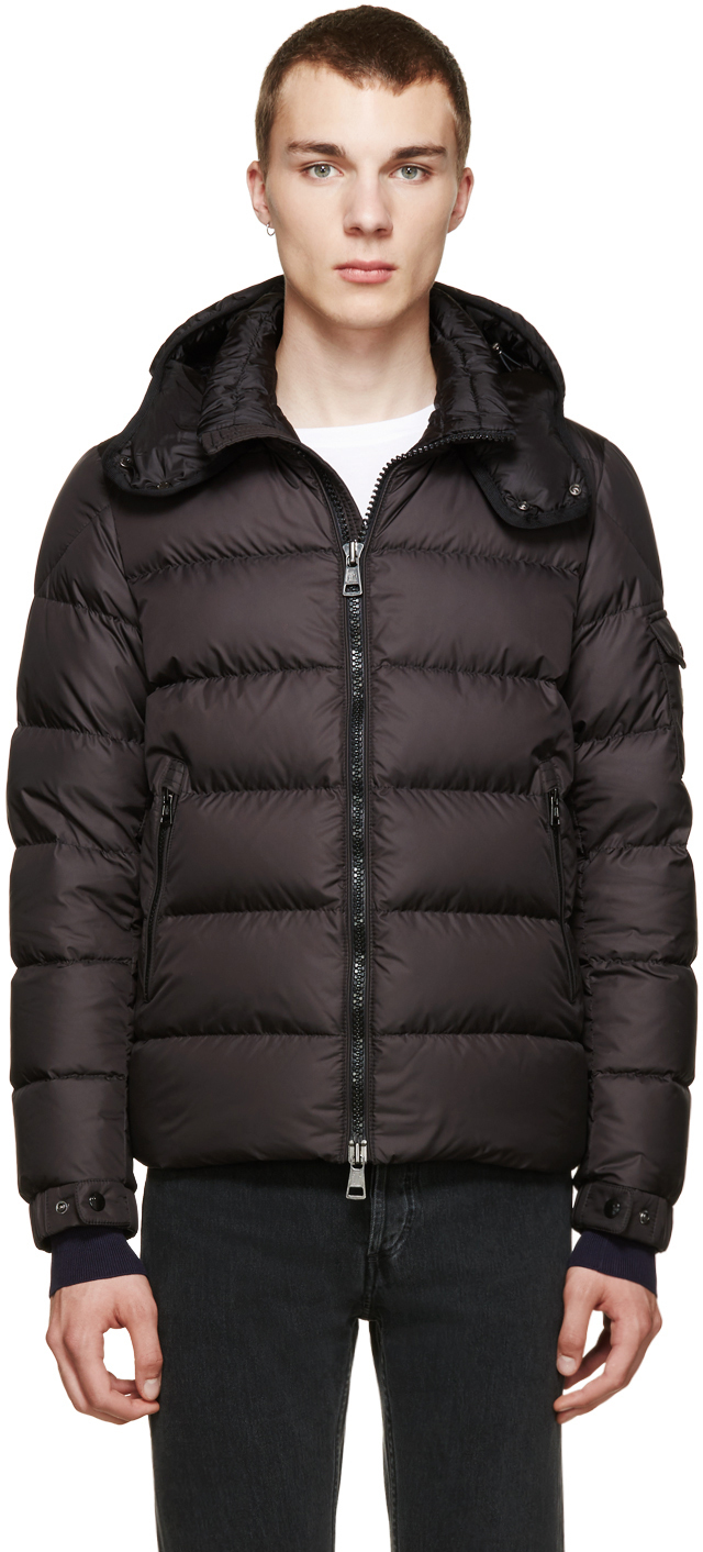 8797a7fa3 Moncler Himalaya Hooded Down Jacket Black esw-ecommerce.co.uk