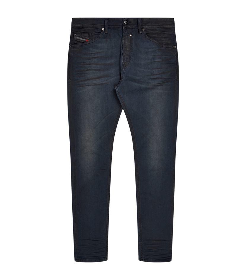 diesel spender jogg skinny jeans in blue for men lyst. Black Bedroom Furniture Sets. Home Design Ideas
