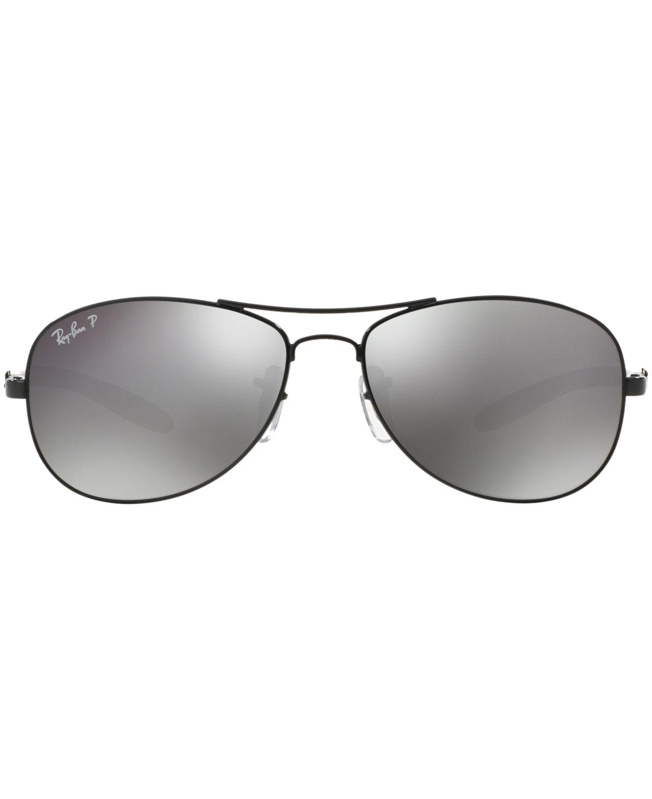 fdd39d4b49a Ray-ban Sunglasses Rb8301 59 Carbon Fibre - Bitterroot Public Library