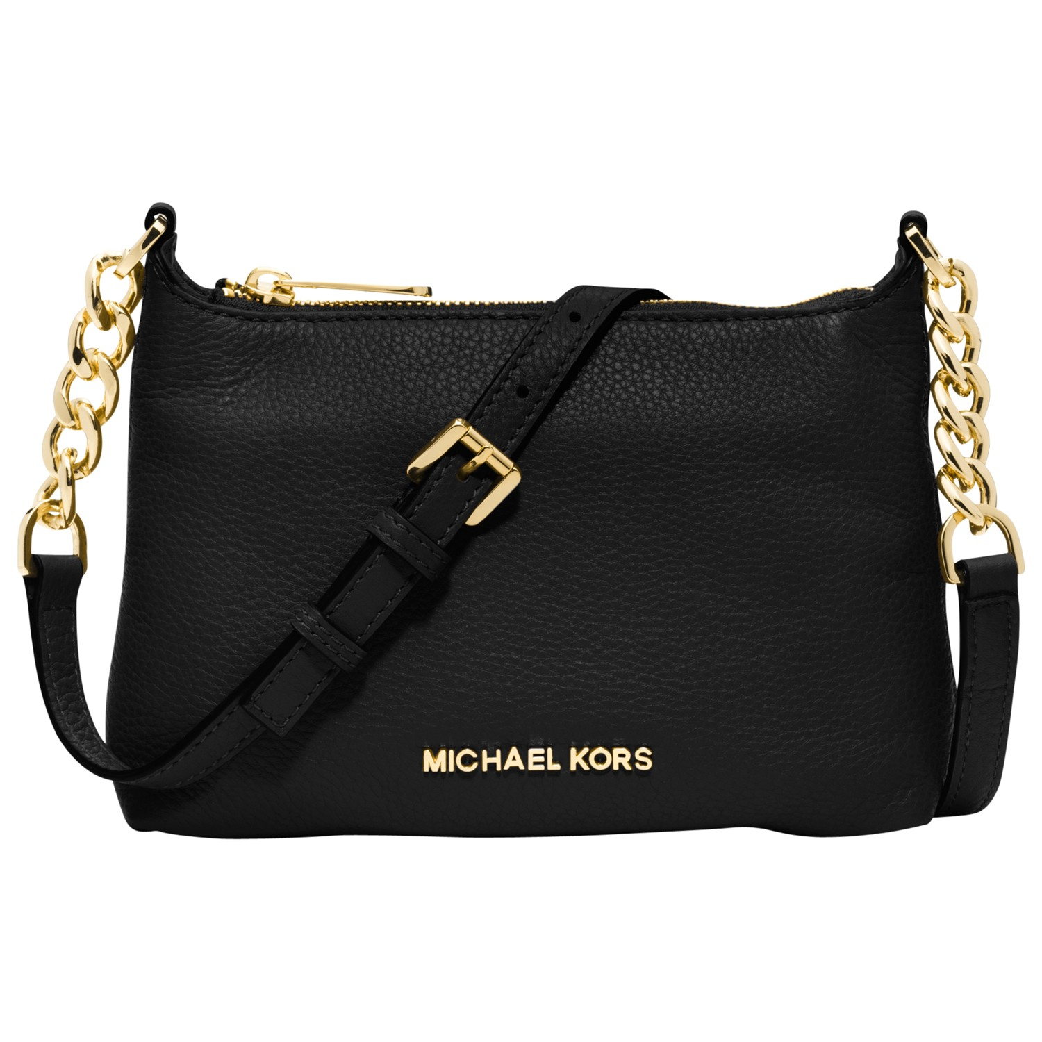 Michael Kors Bedford Chain Strap Across Body Handbag In