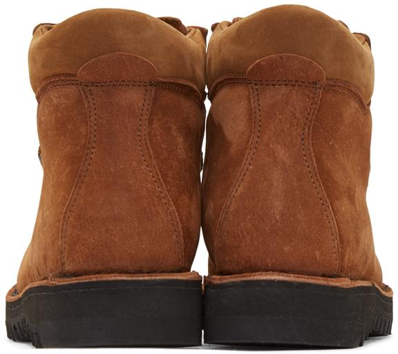 Diemme Brown Kudu Leather Roccia Vet Boots For Men Lyst