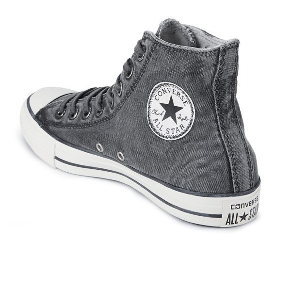 converse washed denim high tops 25e482
