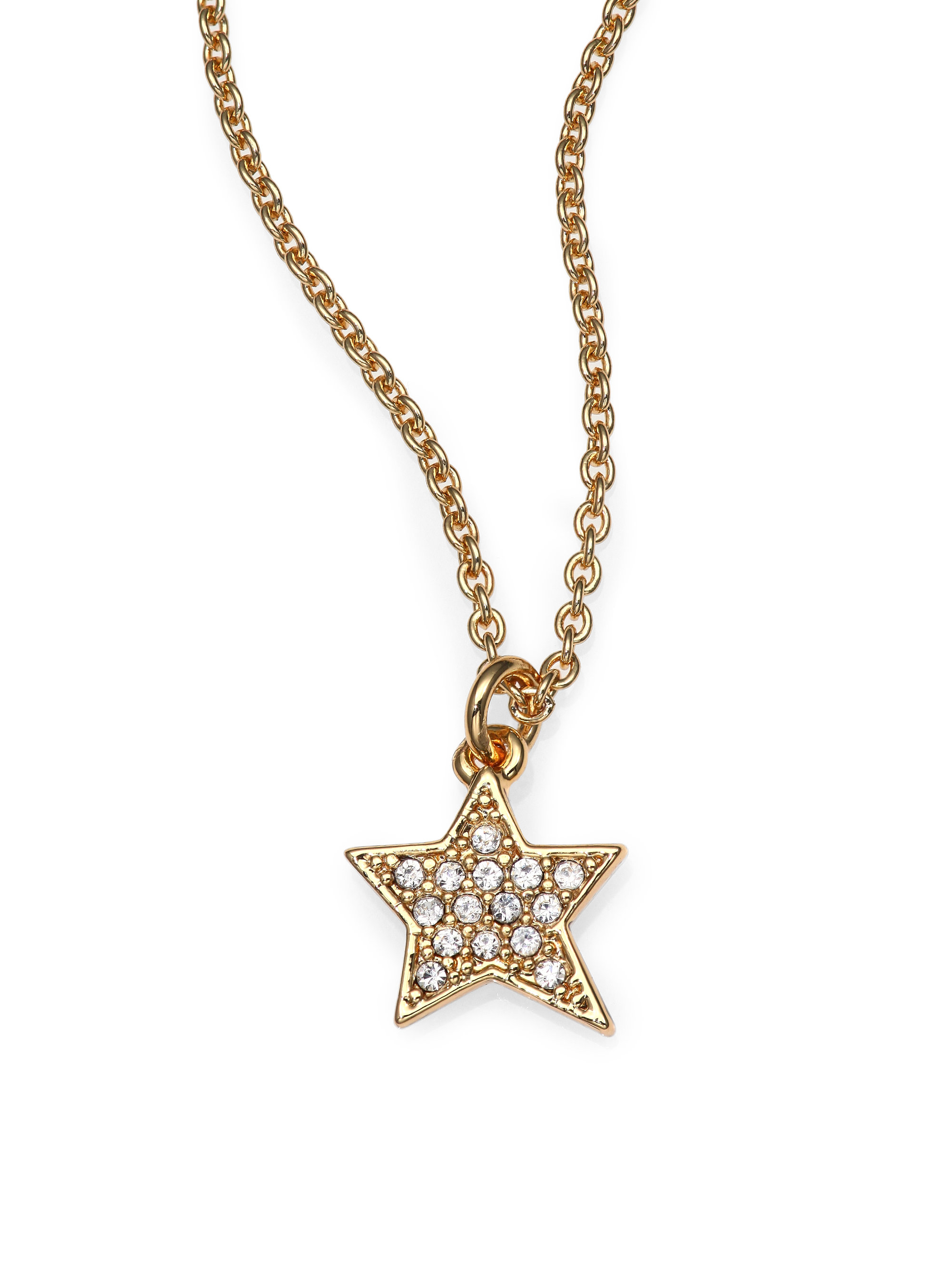 Kate spade new york Twinkle Twinkle Star Mini Pendant Necklace in