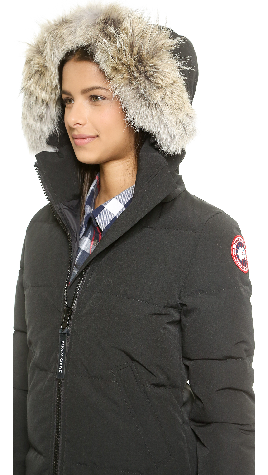 Canada goose My... Woolrich Park