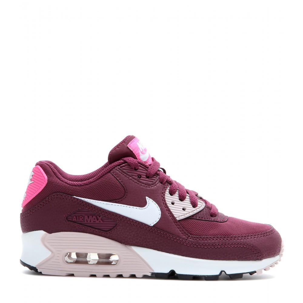 Nike Air Max 90 Essential Sneakers in Purple Lyst